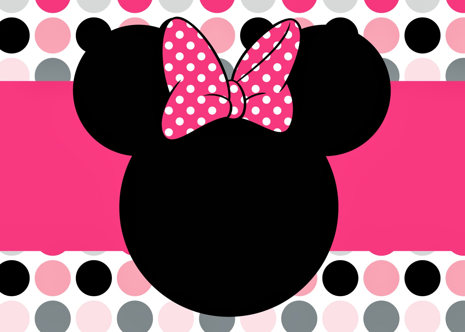 Minnie Mouse Nd Birthday Invitations