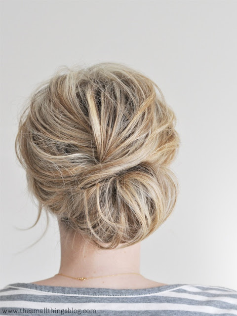 Small bowl hair style for ladies