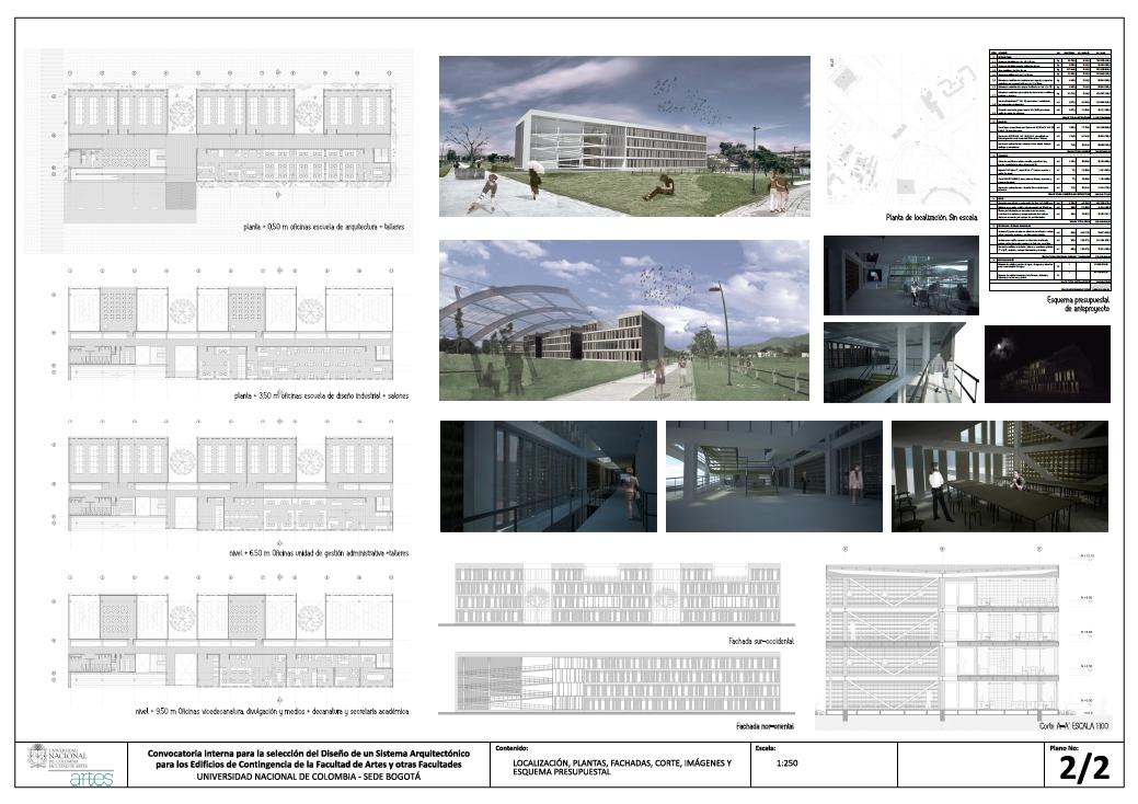 In progress concurso dise o de un sistema arquitect nico for Diseno de edificios