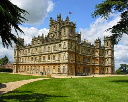 Highclere Castle Victorian