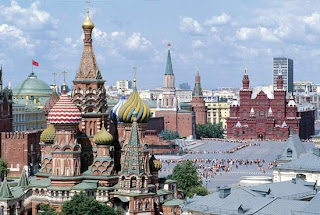 Red Square Moscow wonderful