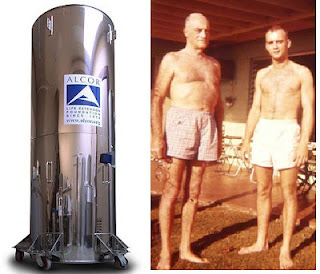 Cryonics as Evidence of Psychological Malady