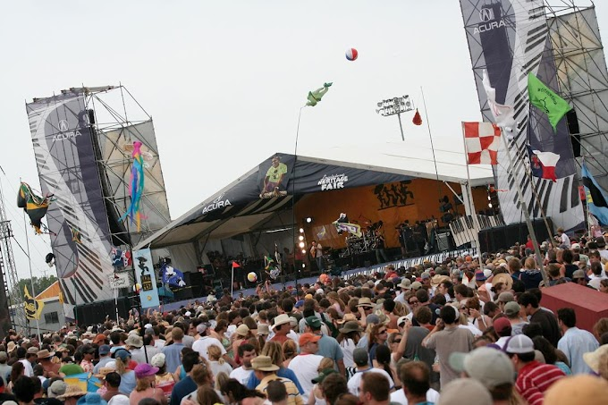 Apply to Perform at Jazz Fest 2016 (New Orleans Jazz & Heritage Festival)