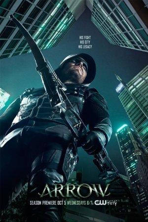 Poster Arrow 2012–