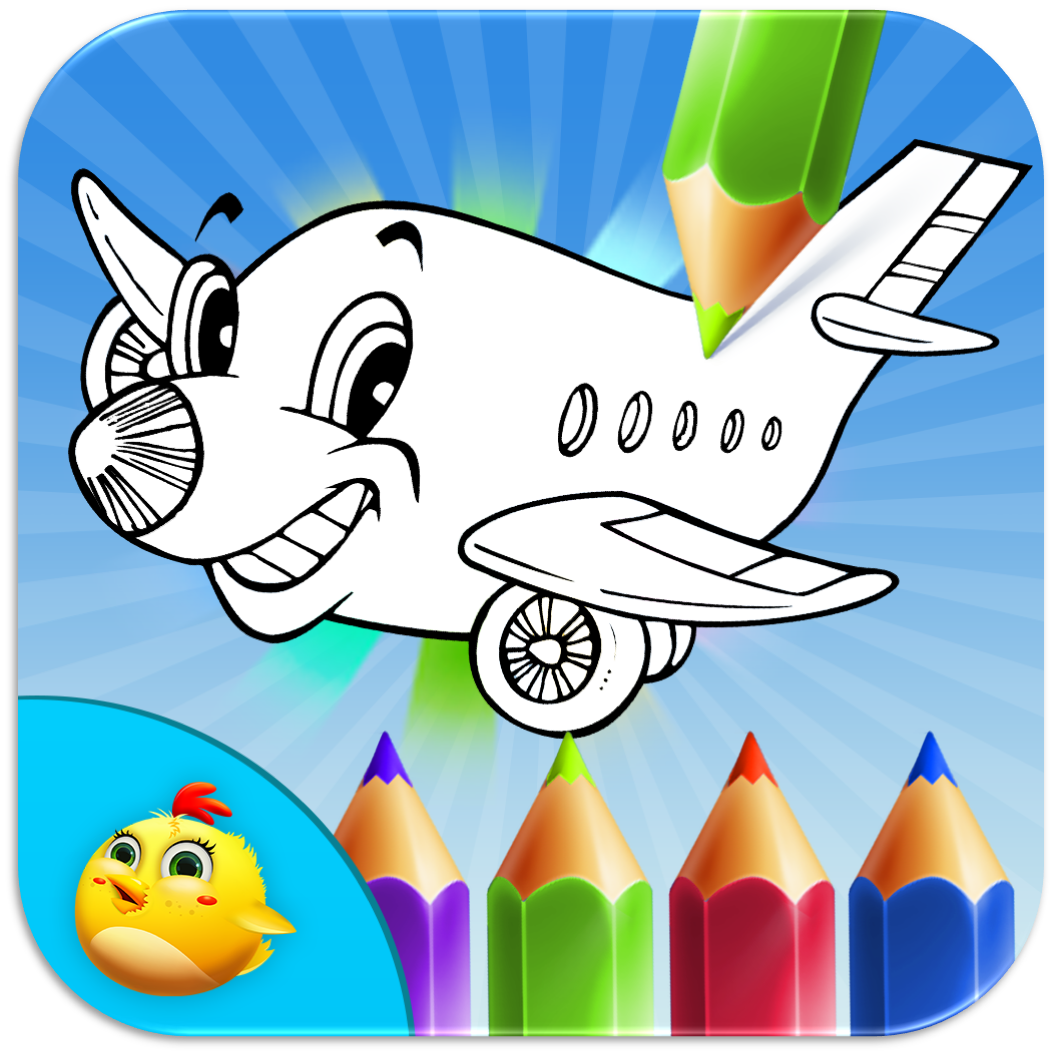 drawing class preschool game for kids to learn how to draw and paint - Preschool Painting Games