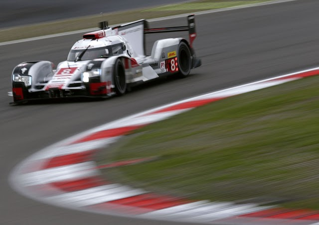 FIA WEC: Audi third and fourth fastest in the Nürburgring FP3