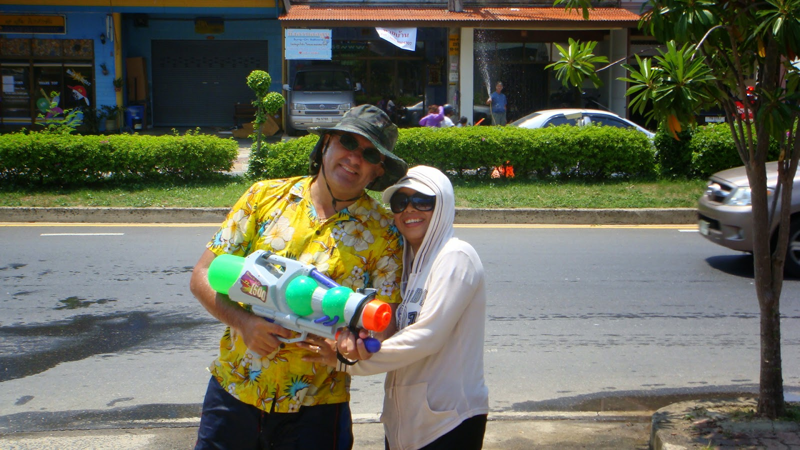 Thailand New Year Day - Songkran