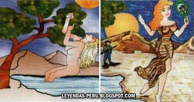 La Sirena de Huacachina