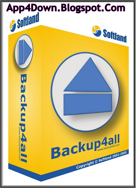 Backup4all 5.2.632 For Windows Latest Free Version Download