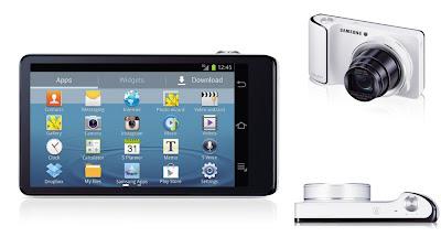 Samsung Galaxy Camera Harga dan Spesifikasi Lengkap