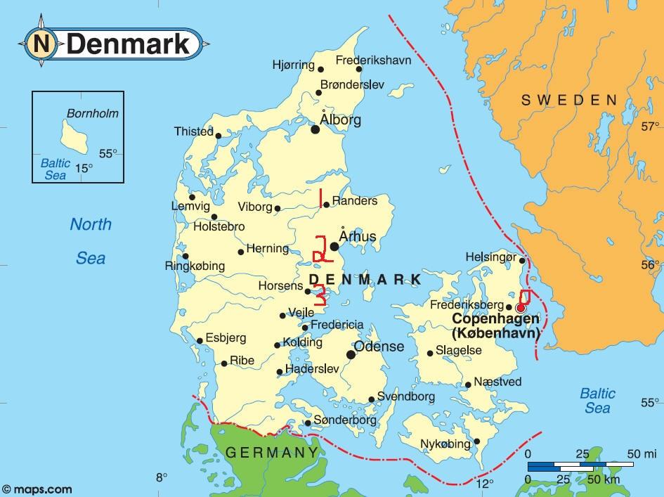 Study Abroad Jutland Uland