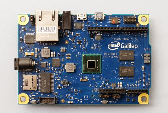 Galileo from Intel