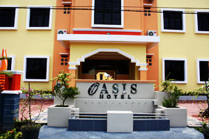 hotel oasis belitung