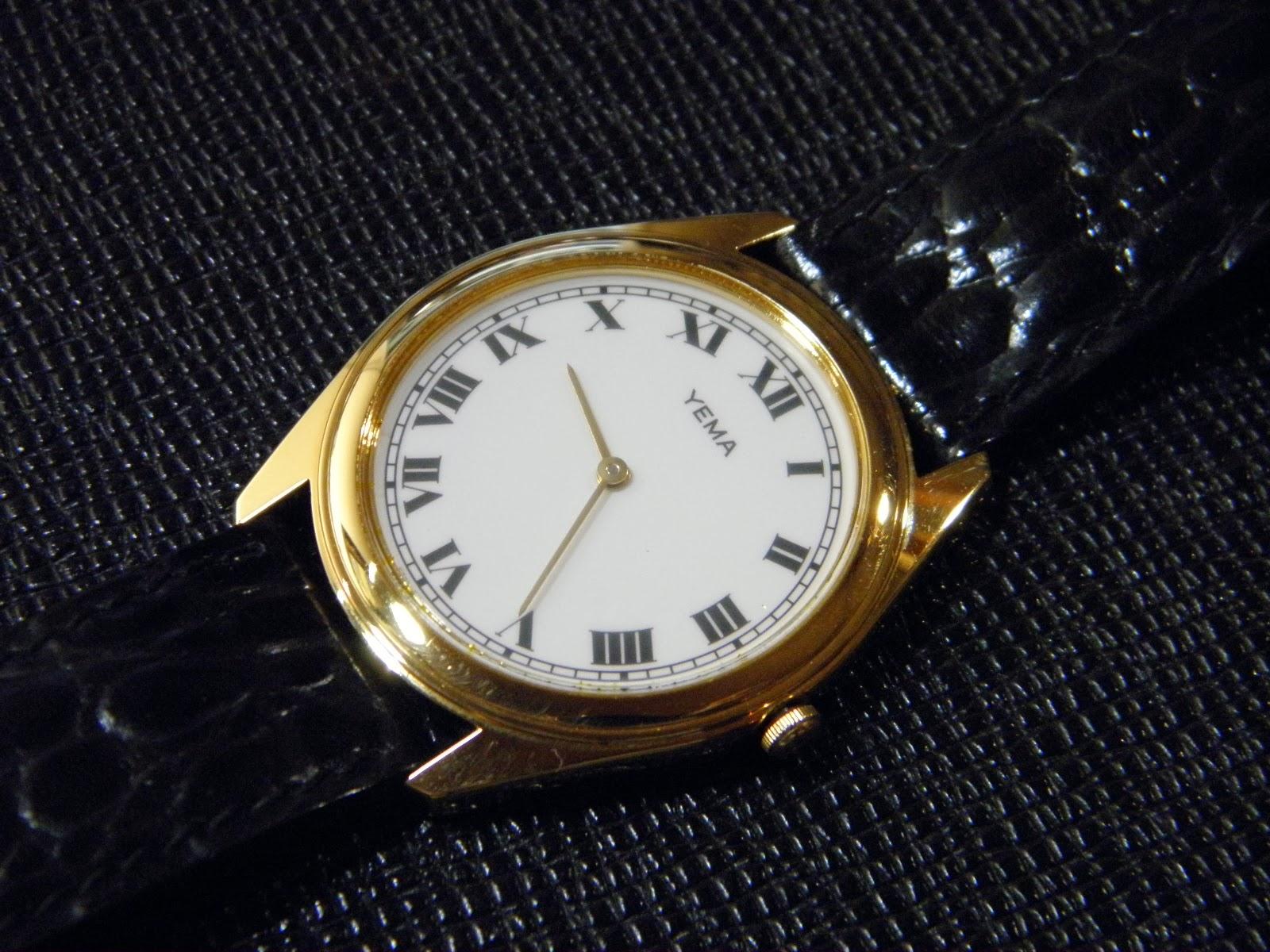Kiosku Sold Yema Classic Charles Jourdan 1016 1312c Hitam Ring Silver Plat Putih Gold Plated Movement Quartz Japan Assembled In France Dia 36 Mm W C Dial Seperti Keramik Dengan Index Romawi