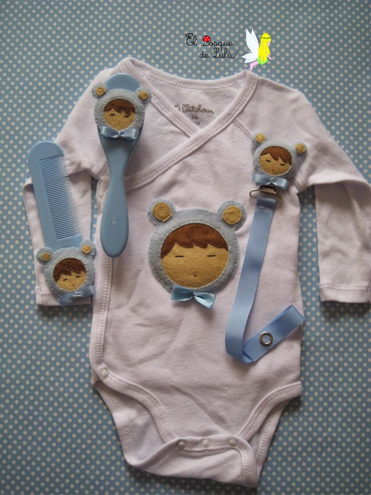 detalles-nacimiento-body-chupetero-peina-cepilla-bebe-bienvenida-personalizado-fieltro