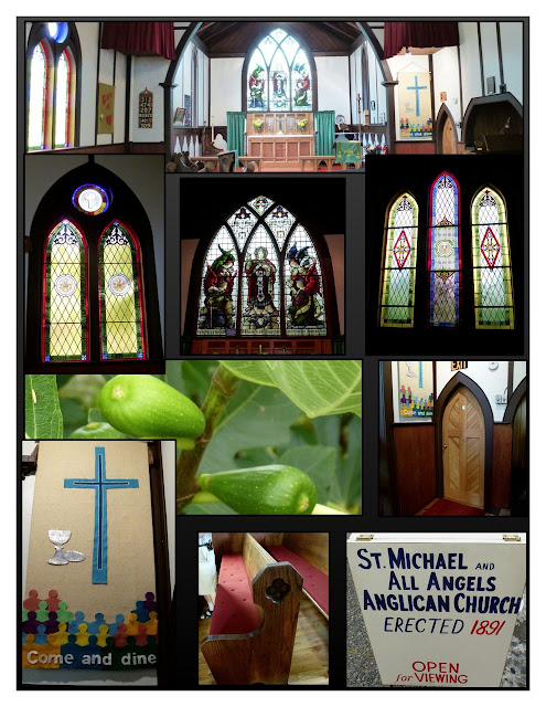 St. Michael and All Angels Anglican Churcn - Chemainus B.C.