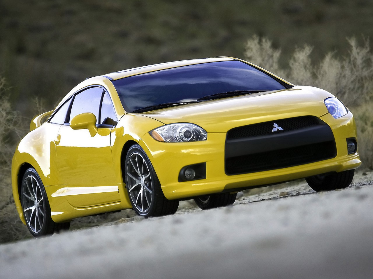 2009 Mitsubishi Eclipse Gt Wallpapers Pictures