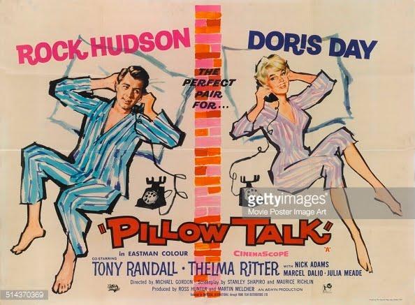 """""""Pillow Talk"""" (1959)"""