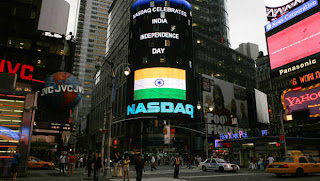 Nasdaq screen India