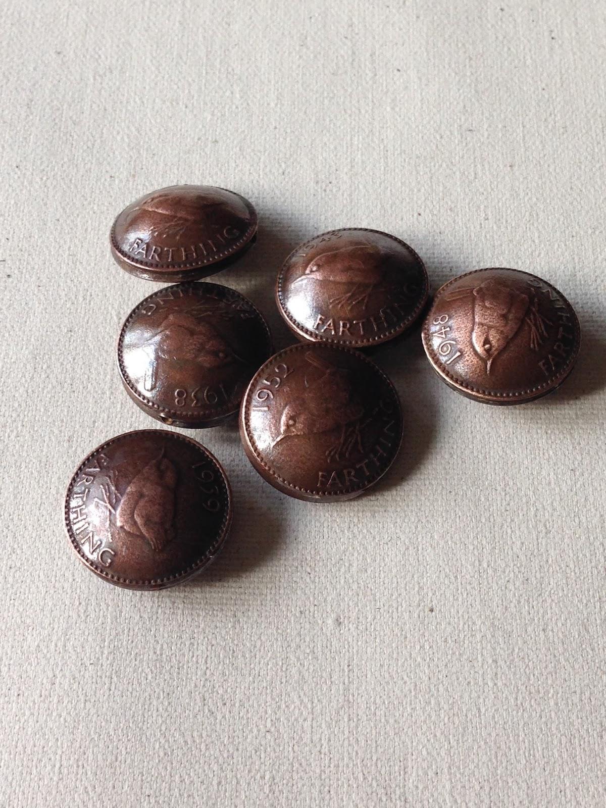 Coin bead