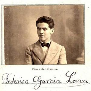 Conocemos a Federico García Lorca
