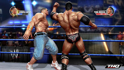WWE All Stars Game Highly Compressed