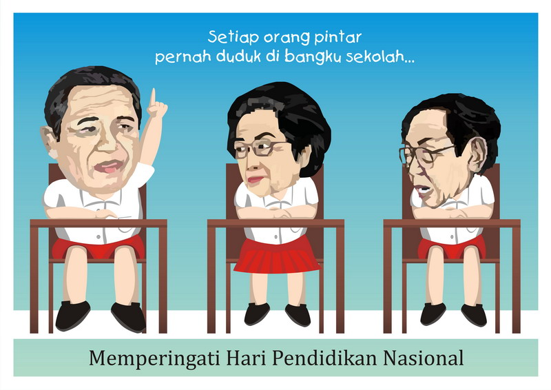 Memperingati Hari Pendidikan Nasional