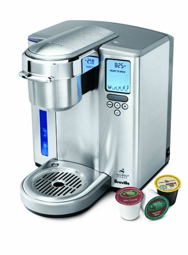 Breville Single Serve Coffee Maker (BKC700XL) Best Single Serve Coffee Makers