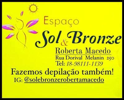 ESPAÇO SOL & BRONZE