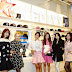 More of SNSD and f(x)'s pictures from SMTown at Coex Artium