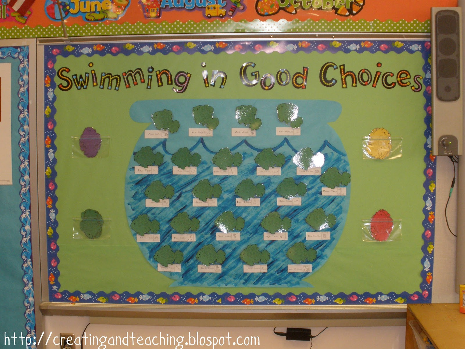 Classroom Punishment Ideas : Discipline bulletin boards bing images