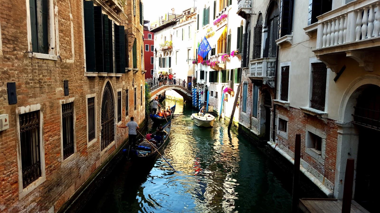 Travel Style: Venice, Italy