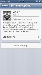 Update iOS7
