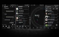 download app BBM black material terbaru 290 beta no bug and no force close