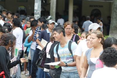 PSA 2016 UAGRM estudiante inscripción Santa Cruz Bolivia