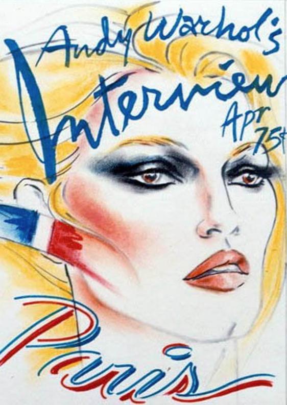 Antonio López ilustrador portada Interview