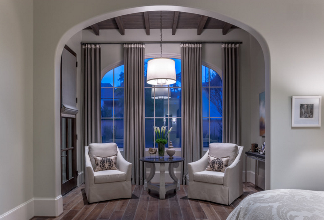 Greensboro interior design window treatments greensboro High ceiling window treatments