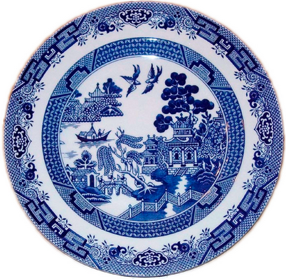 A few weeks ago I was once again leafing through Williamsu0027 Outlines of Chinese Symbolism and Art Motives when I came across a picture of a dinner plate ...  sc 1 st  ? Between the Middle Kingdom and the Midwest - Blogger & ? Between the Middle Kingdom and the Midwest: A Porcelain Chinese ...