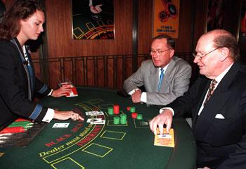 Fortune poker restaurant