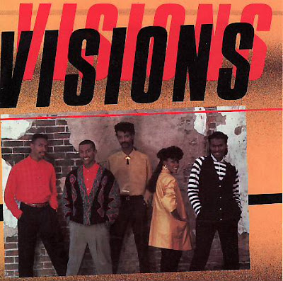 Visions - Visions 1988 CD EXPANDED