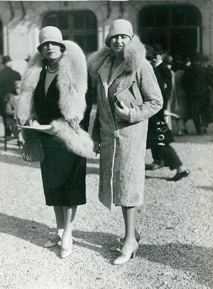1920s french fashion vintage everyday