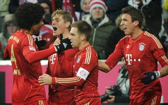 Bundesliga Bayern - Borussia