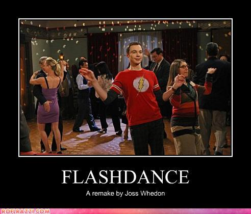 funny celebrity pictures flashdance%255B1%255D because in a blog no one can hear you scream flashdance vs in