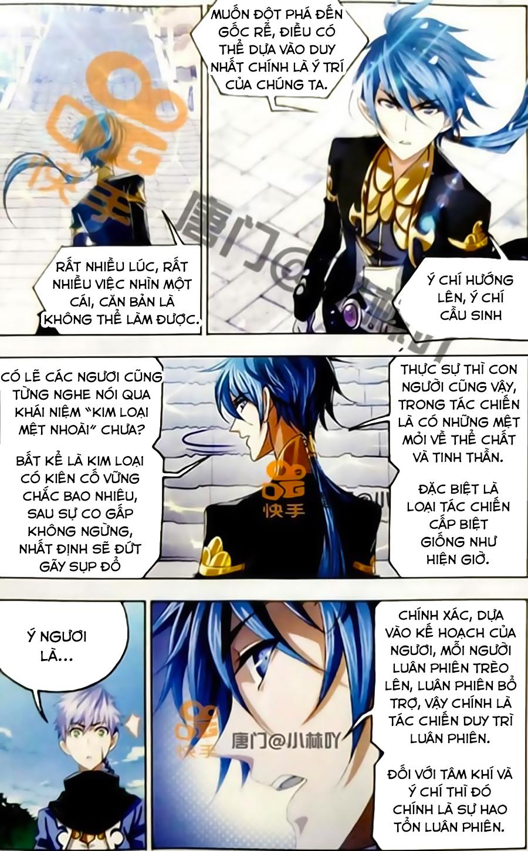 Đấu La Đại Lục chap 246 - Trang 8
