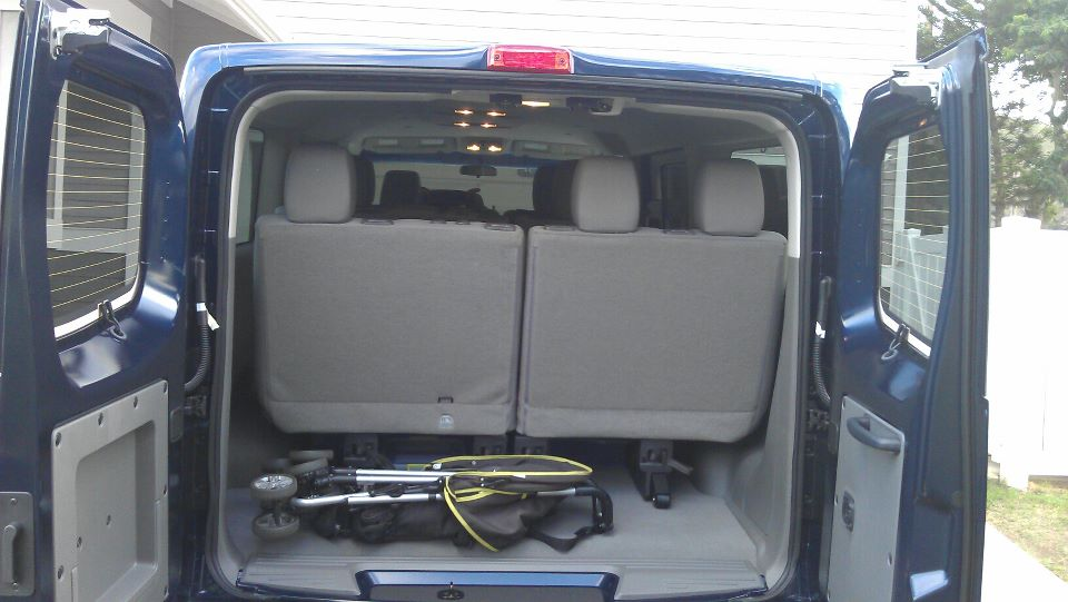 Great Yesterday I Bought About $100 In Groceries And They Fit Fine In The Back  With Room To Spare. Now I Donu0027t Plan To Use This Vehicle When I Do A Large  Grocery ...