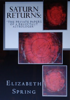 "New Book: ""Saturn Returns; The Private Papers of a Reluctant Astrologer"""