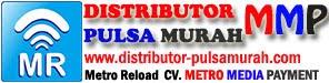 Distributor Pulsa Murah | Metro Reload Server Pulsa Elektrik Murah