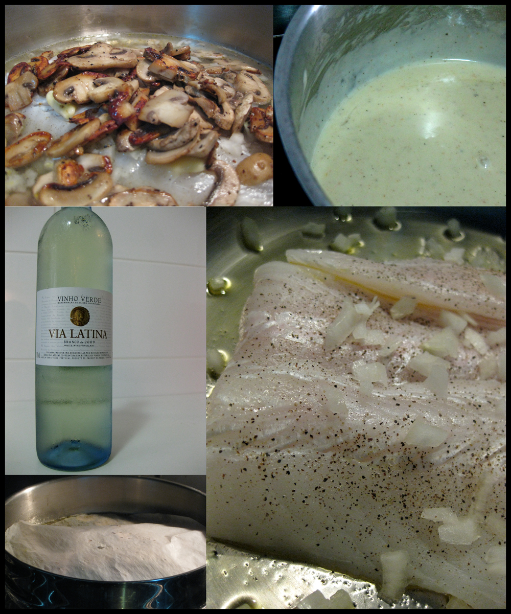 The bacalhau chronicles vinho verde poached fish for White wine with fish