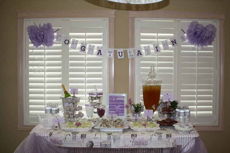 the petite parisian a lavender baby shower for stephanie and amelia