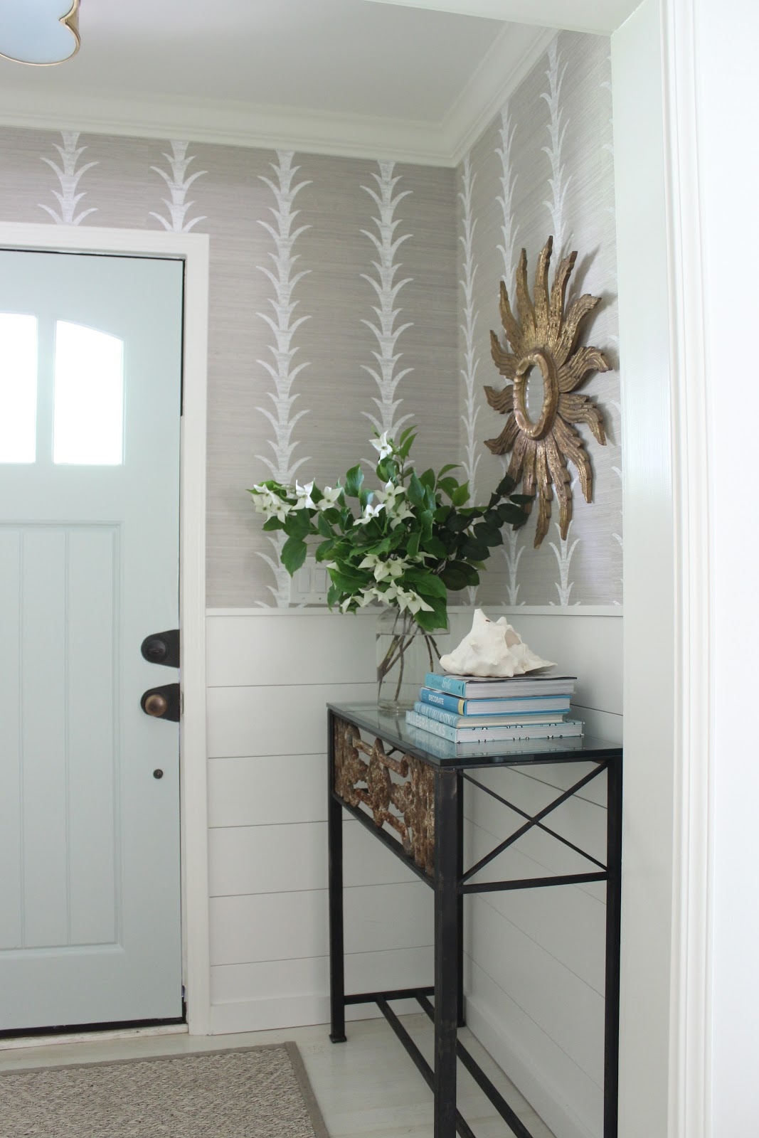 Design indulgence: my foyer reveal